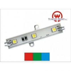 GTLED 3  RGB, LED SMD 5050 TIRA DE 20 MODULOS,UND.