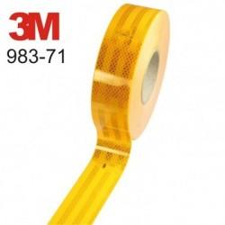 REFLECTANTE VEHICULOS HOMOLOGADO 983-71 AMARILLO 55mmx50m