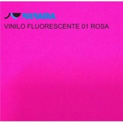 .VINILO FLUORESCENTE 01 ROSA 122,ml