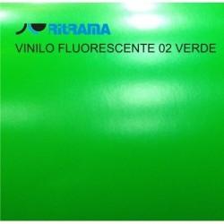 .VINILO FLUORESCENTE 02 VERDE 122,ml