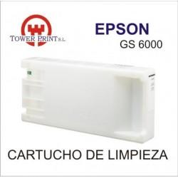CARTUCHO LIMPIEZA EPSON GS 6000.