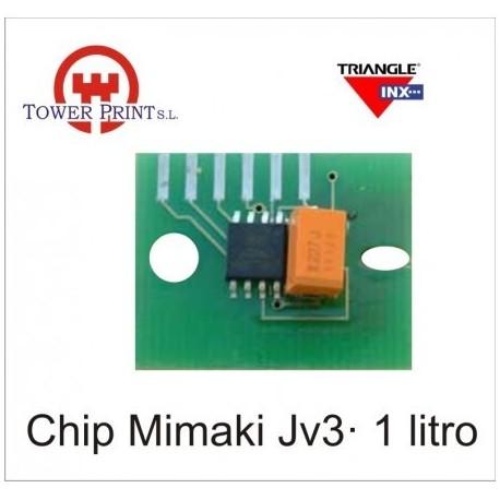 CHIP MIMAKI JV3 MAGENTA, UND.
