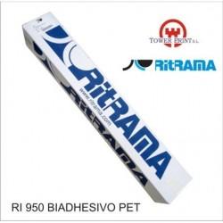 RI.950 MONOTAPE PET 12MY TRANSP.ASP5 1310x50,bobina