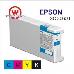 CARTUCHO TINTA EPSON SC30600 CYAN 700 M.L.