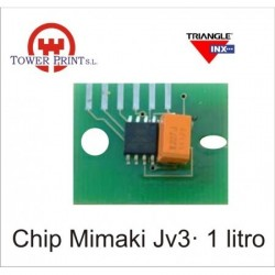 CHIP MIMAKI JV3 LIGTH MAGENTA, UND.
