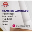 LAMINADO LG 3912 BRILLO POLIMERICO U.V. 152X50,bobina