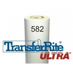 TRANSFERITE TRANSP. 582 ULTRA MEDIA ADHERENCIA  PAPEL 0.61X100, rollo