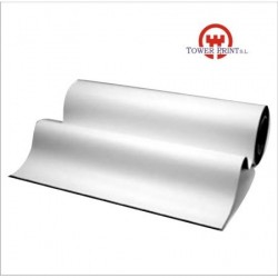 PVC MAGNETICO 0.5 mm BLANCO 1 X 20 MTS, M2